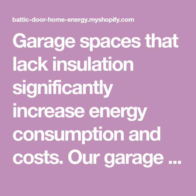 Garage Door Insulation Kits, R-6, Silver Finish, Fits 8x18