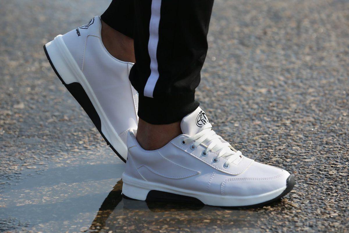 كوتشي Amformen أوريجنال اصلي بمميزات الـ1 10 Casual Fashion Shoe Brands Air Max Sneakers