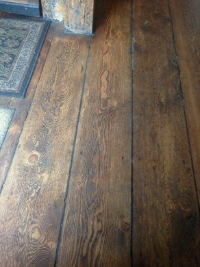 Reclaimed Wide Plank Douglas Fir Flooring Douglas Fir