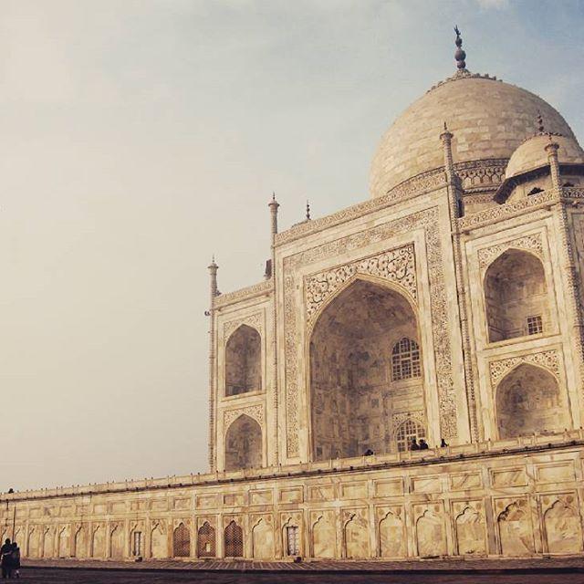 Taj Mahal India Nikon d40x voyageur travelblog tourism travelbug travelerhellip
