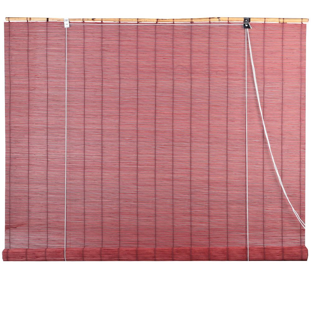This Bamboo Roll Up Blind Is Stylish And Attractive Whilst