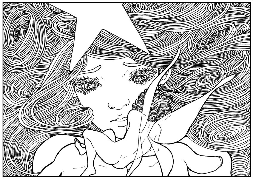 Willow Wood StarFall page 15 panel 1 by trungles.deviantart ...