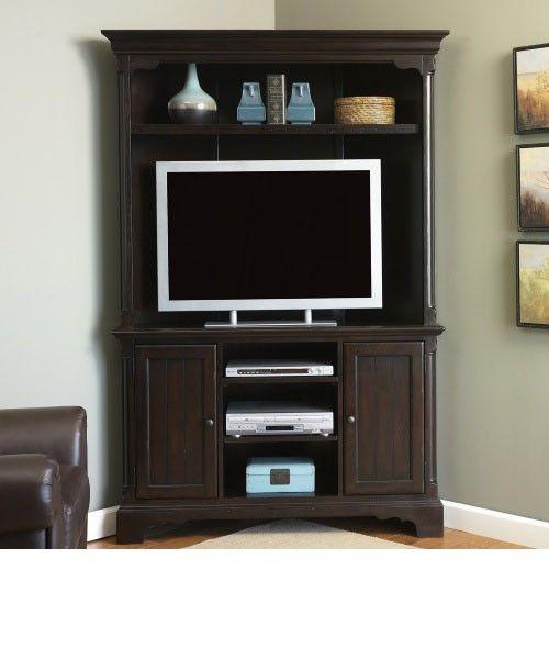 Corner Entertainment Centers With Hutch Entertainment Bar Pinterest Living Room Ideas