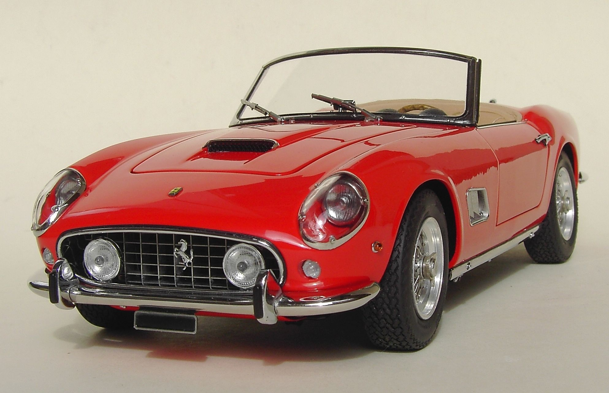 Cmc 1 18 1961 ferrari 250 gt swb california spyder diecast model cars pinterest ferrari cars and california
