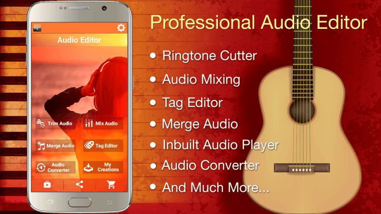 Best Audio Editing Apps for Android Android photography