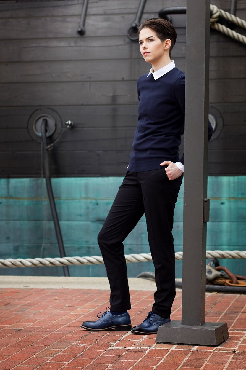 Interview with Tomboy Toes: Masculine Dress Shoes for All ...