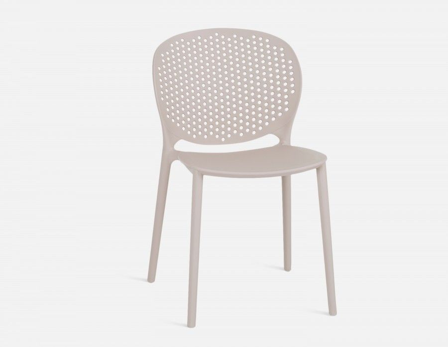 OLA Chaise de salle à manger Beige Dining chairs, Small dining