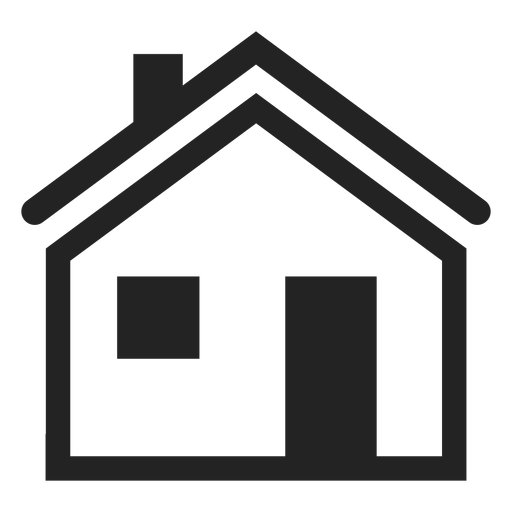 Simple House Symbol And Home Icon Sign Home Icons House Icons Simple Icons Png And Vector With Transparent Background For Free Download Home Icon Simple House Icon