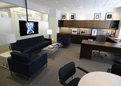 alluring limitless executive office : executive office design ...