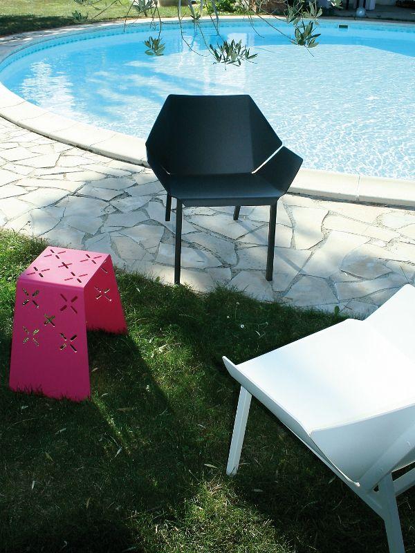 Lounge #chair RACING by MIIING   #design Laurent Minguet #outdoor ...