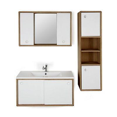 Souligne Ensemble de meuble de salle de bains | Idées pour la ...