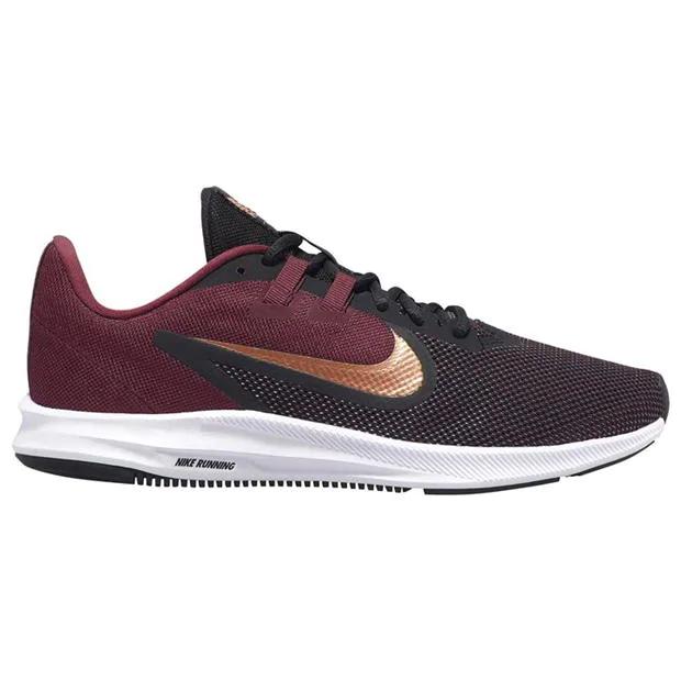 Maroon/Met - Nike - Downshifter 9