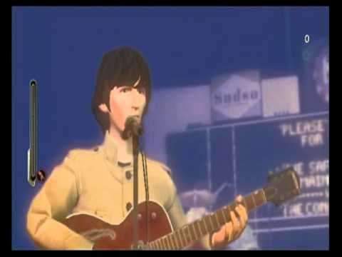 The Beatles Rock Band Think For Yourself (Shea Stadium