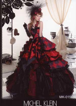 ウェディングドレスレンタル 婚礼貸衣装の東京 横浜「モード・マリエ」カラードレス