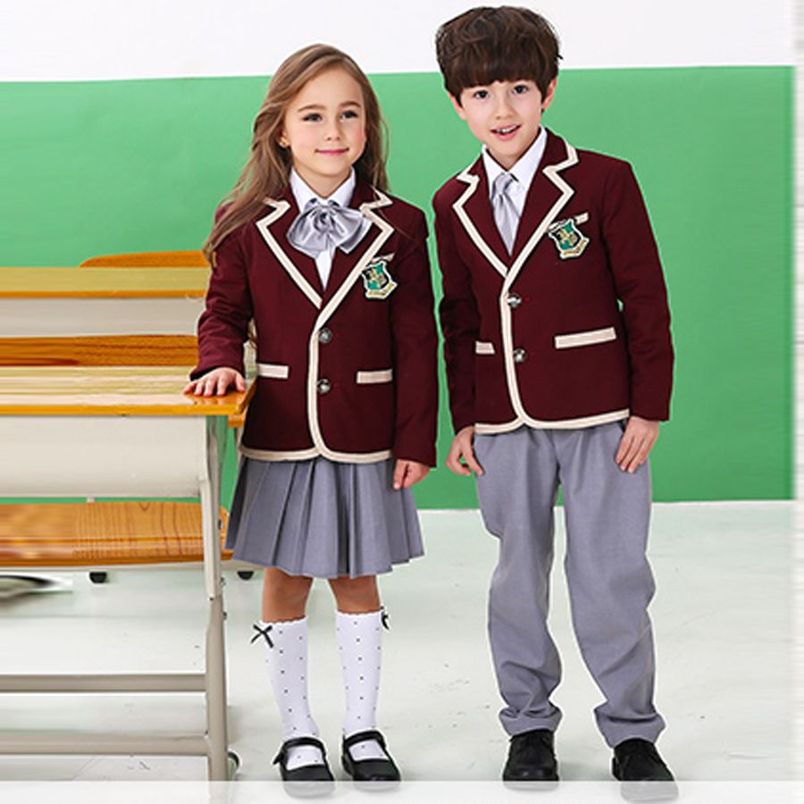 british  girls school uniform