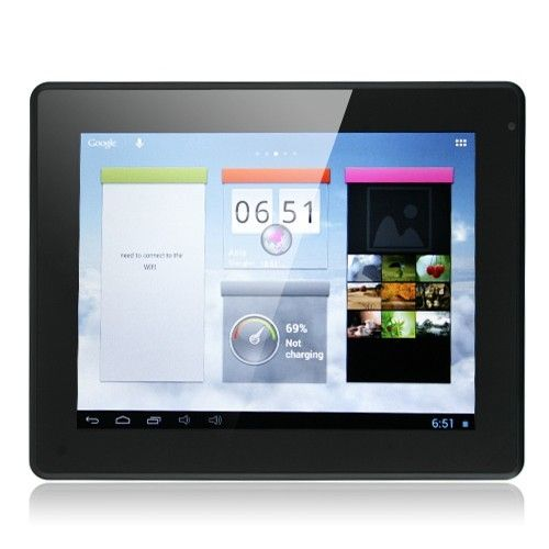 PIPO S2 8 Inch Android 4.1 Tablet PC RK3066 Bluetooth