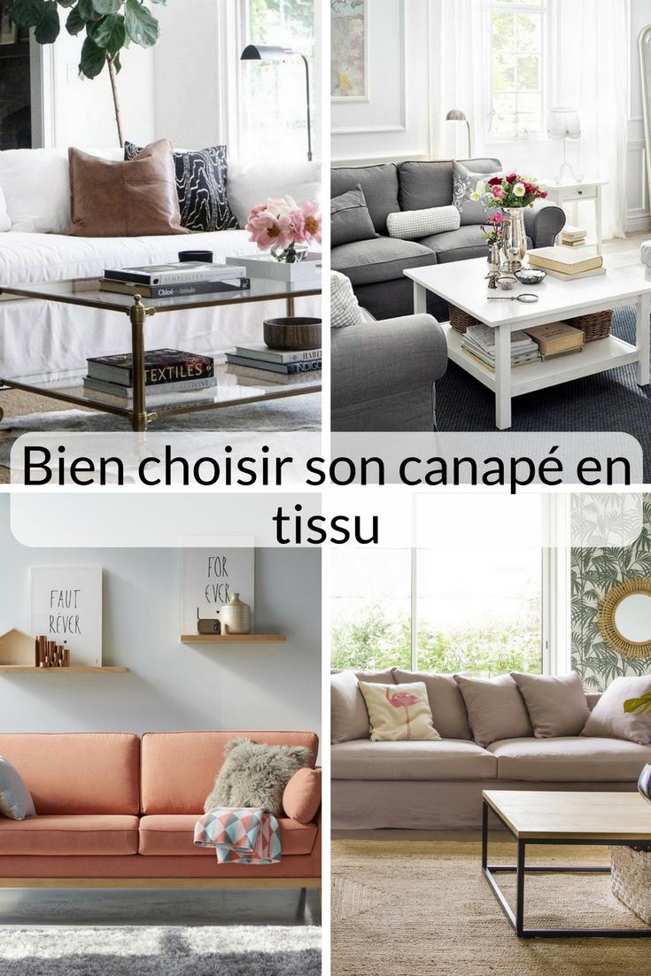 bien choisir son canapé en tissu - artsdeco | artsdeco, le blog