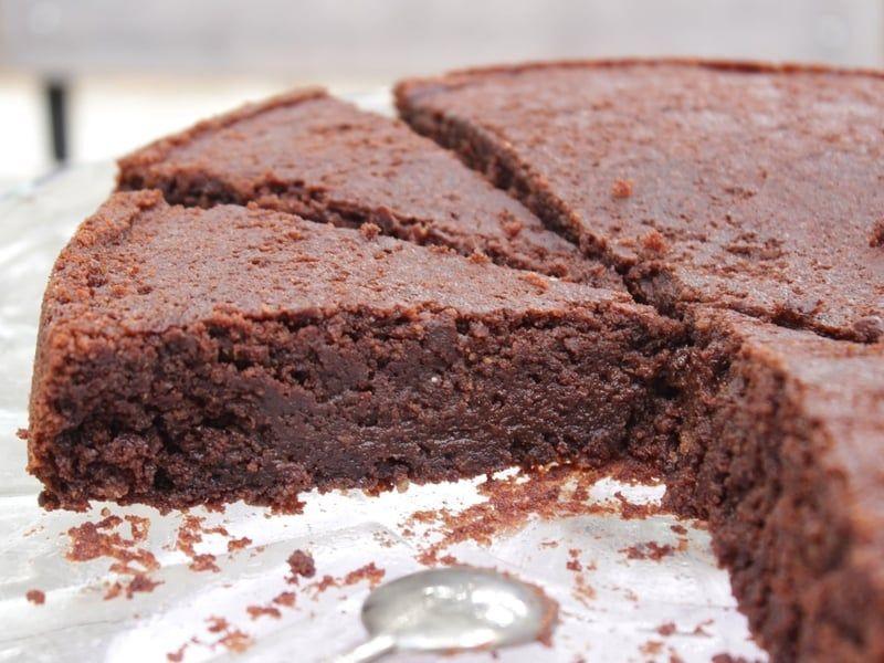 Le parfait au chocolat, sans sucre ni beurre | Recette ...