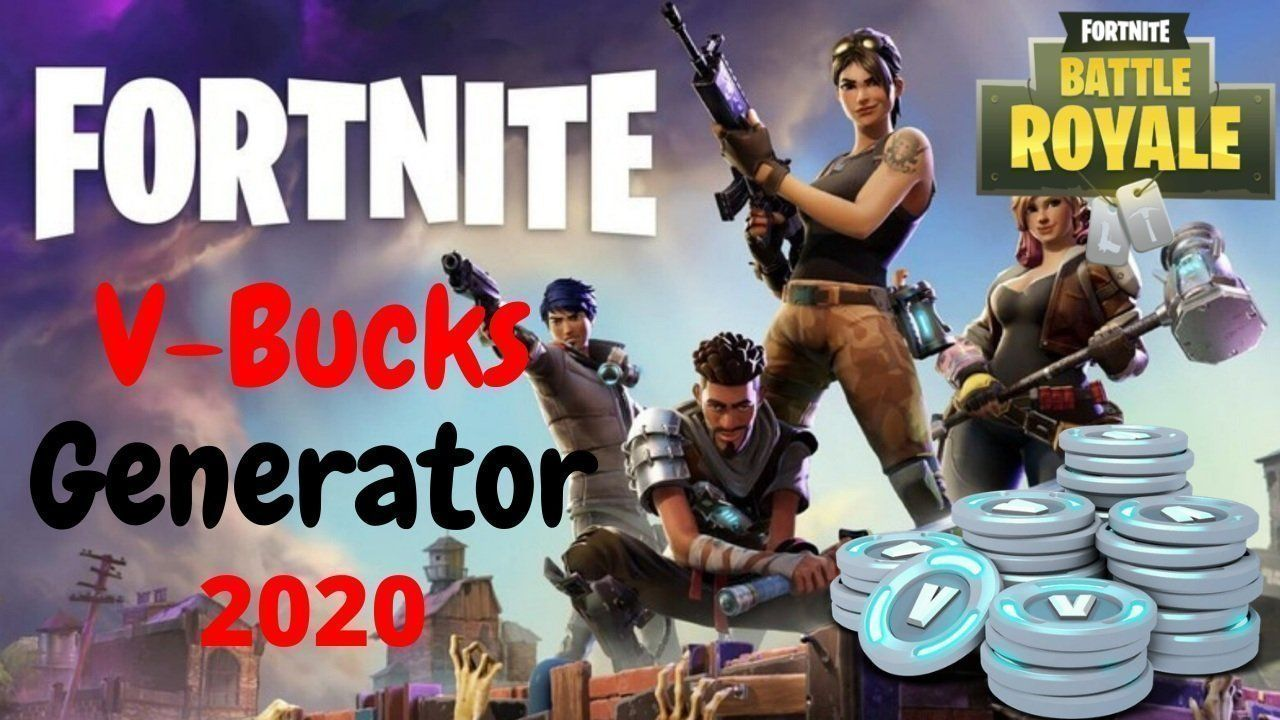 News-Updated Fortnite Free V Bucks Generator Hack in ...