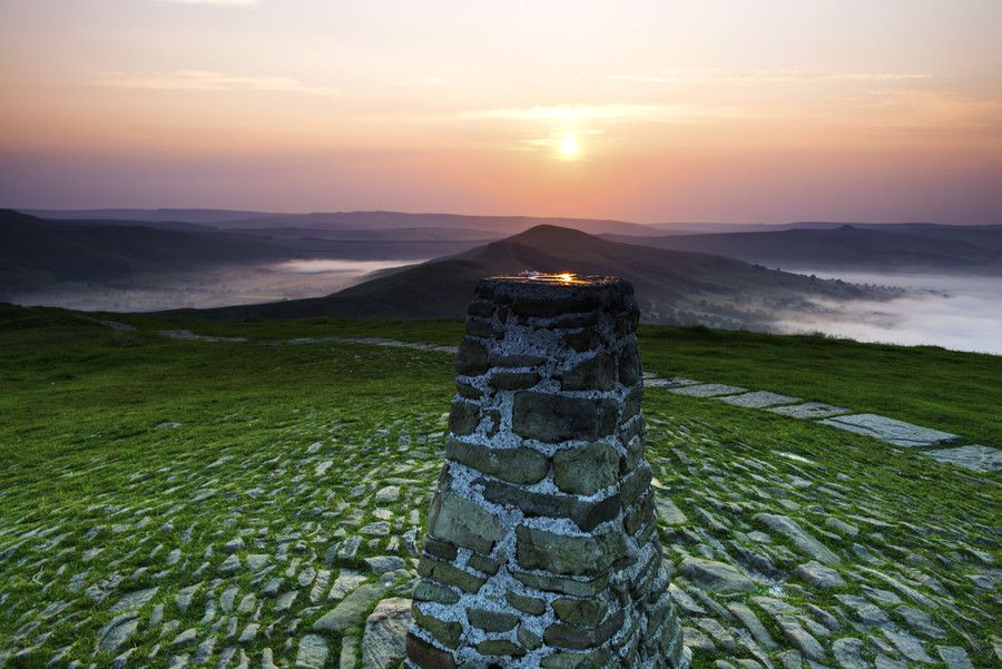 Mam Torr (Trigg Point) Sunrise