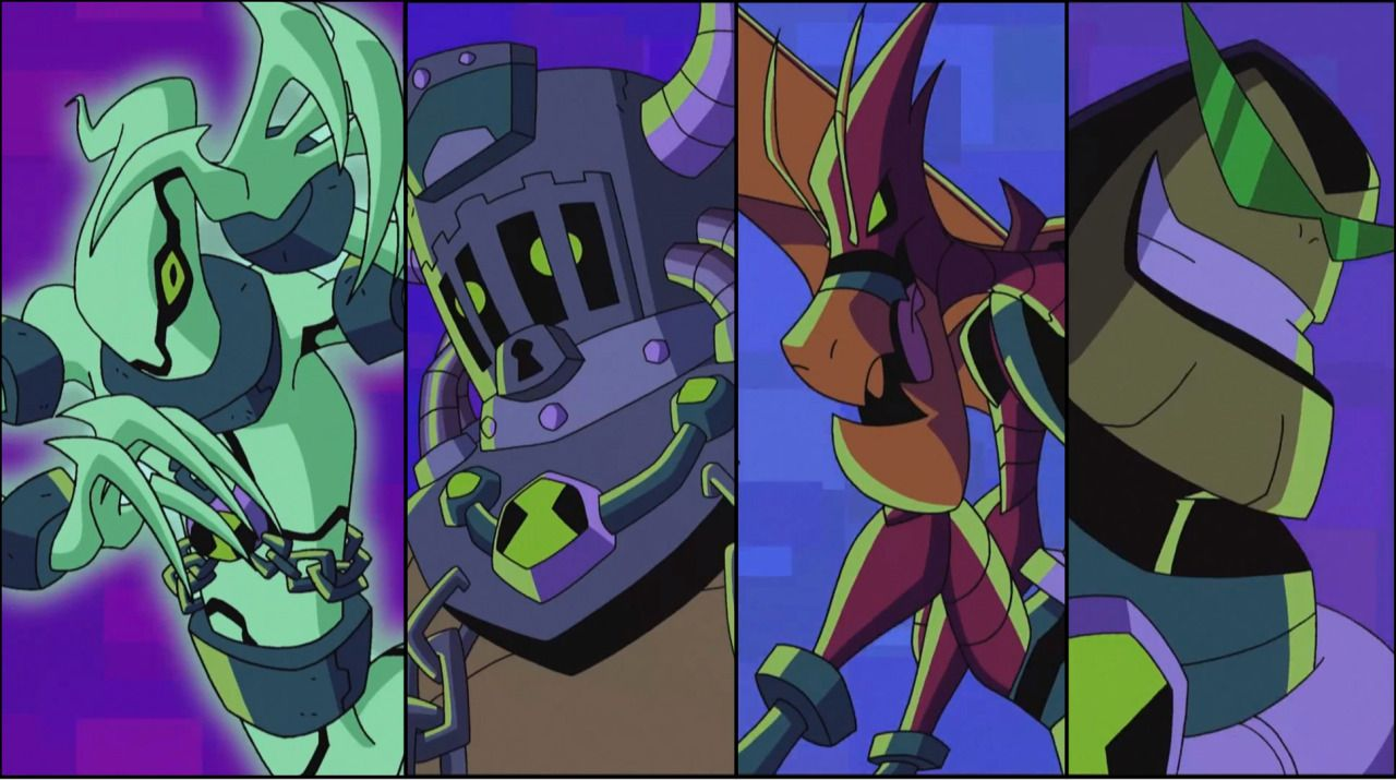 Galactic Monsters Arc Ben 10 Omniverse With Images 10 Things