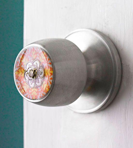 Resin Crafts | Diy door knobs, Epoxy and Door knobs
