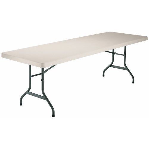 8 Foot Long Folding Table Long Folding Table Folding Table Table
