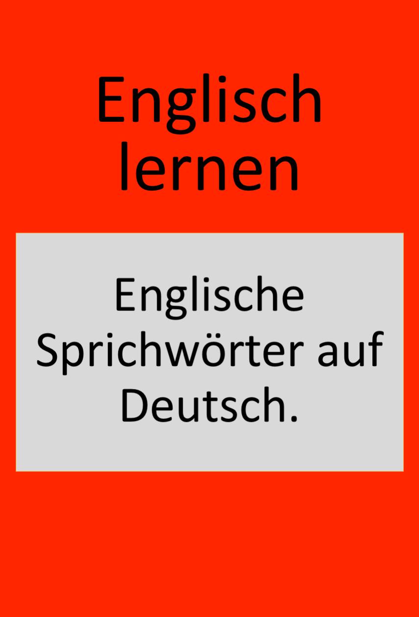 Angeblich Englisch