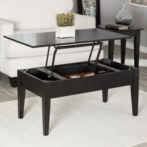 Coffee Table- love how you can store items in this  no one would