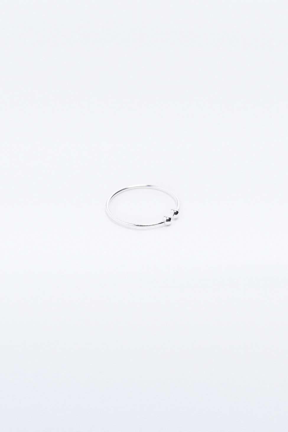 Delicate silver fake nose ring fake nose rings fake