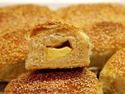 Rarif al Rarif - Egyptian Cheese filled rolls