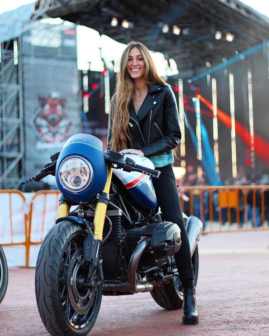 Motorrad Girls