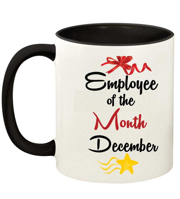 Printed Employee of the Month December Inside Black