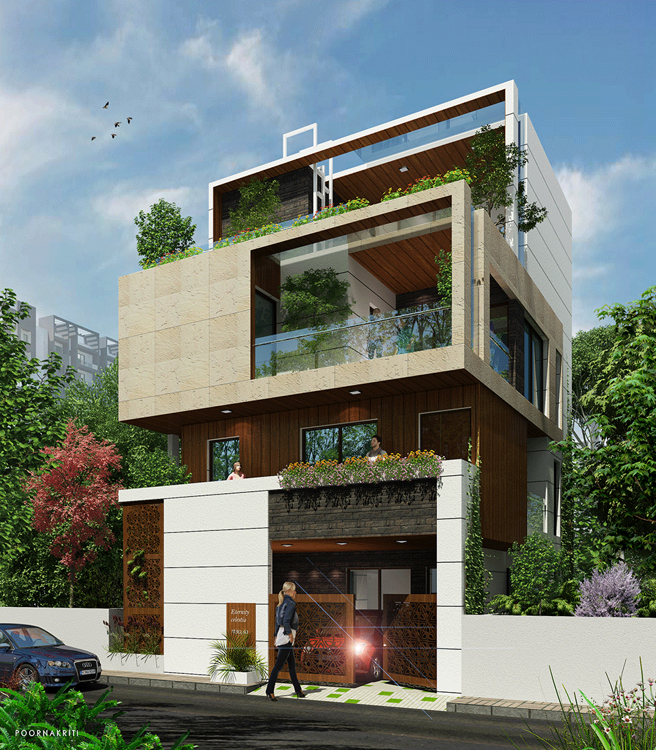 4BHK Villas For Sale Off Bannerghatta Road, Bangalore At