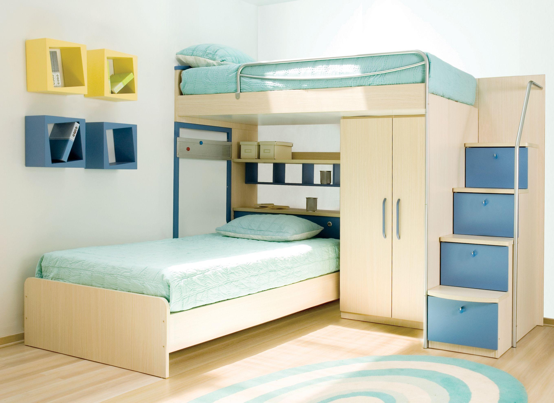 Custom loft bed ideas  cotizaciones a arquytendenciashotmail  Ideas Deco Kids