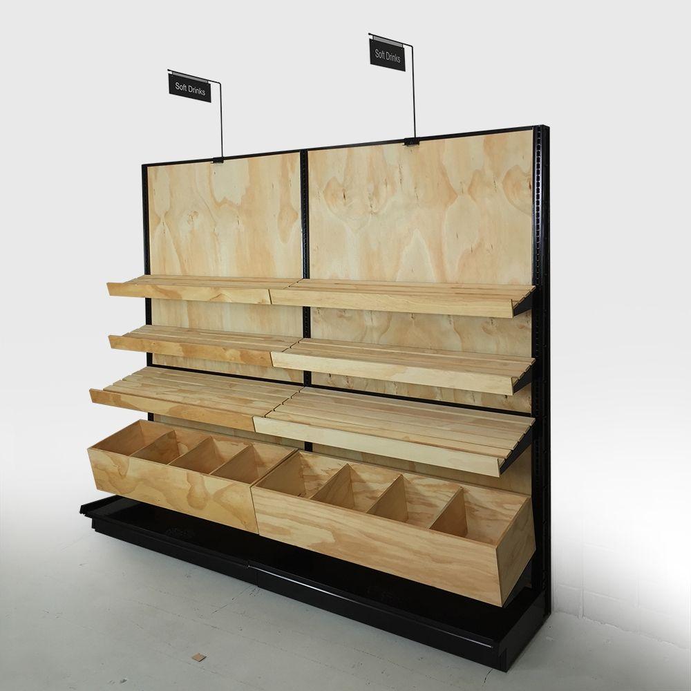 Bakery Display Shelves Wood Store Fixtures Muebles Para Tienda Muebles Para Negocios Diseno De Tienda De Panaderia