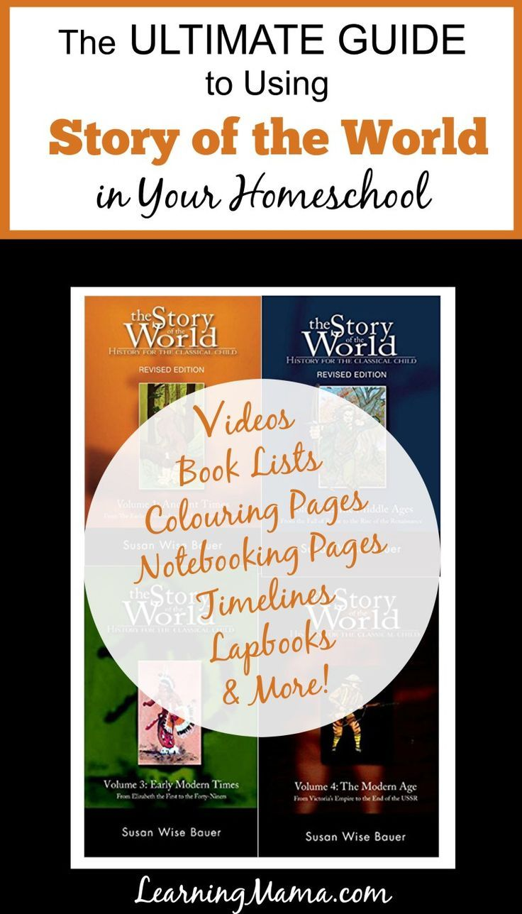 Photo of The Ultimate Guide to Using Story of the World in Your Homeschool – Learning Mama