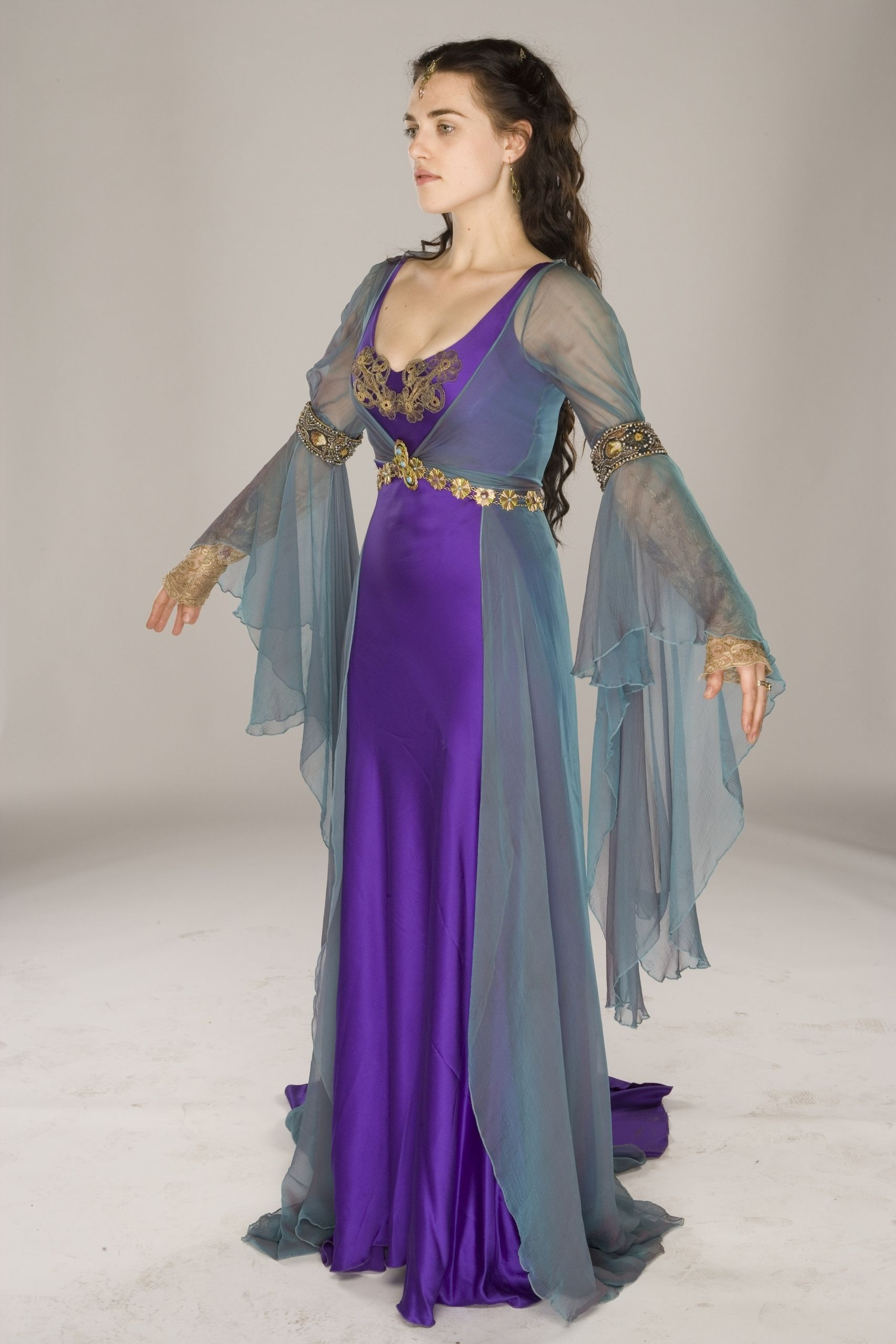 Lady Morgana 1 ª Temporada - merlin-on-bbc Foto | nitting and ...