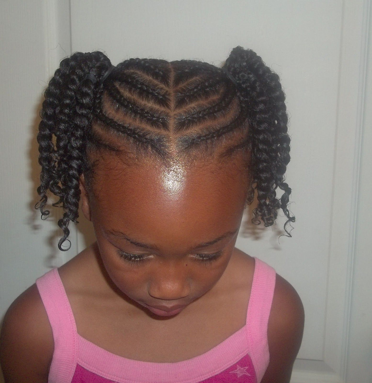 Naturalhairmag Black Kids Hairstyles Natural Hair