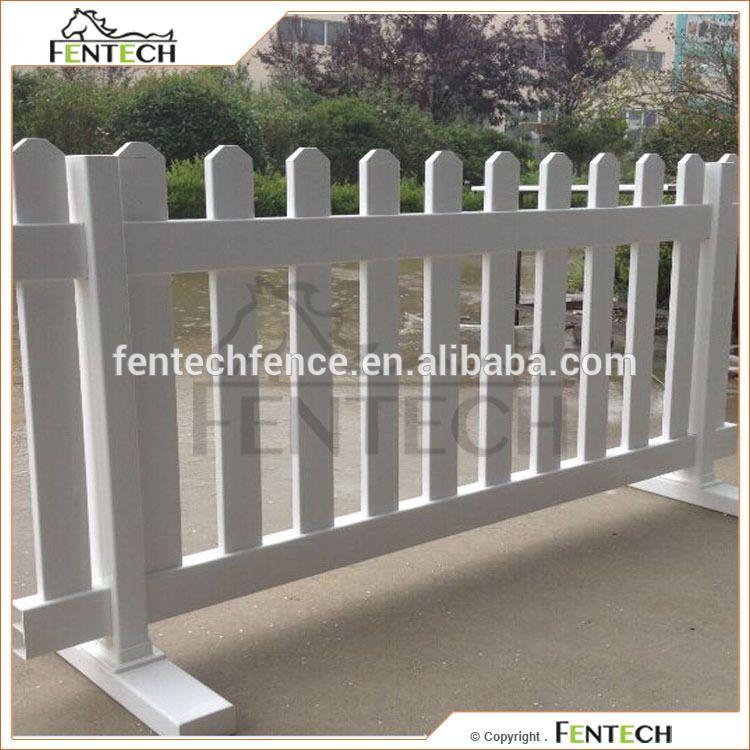 Portable Backyard Fence source unique design hot sales removable pvc portable fence on m