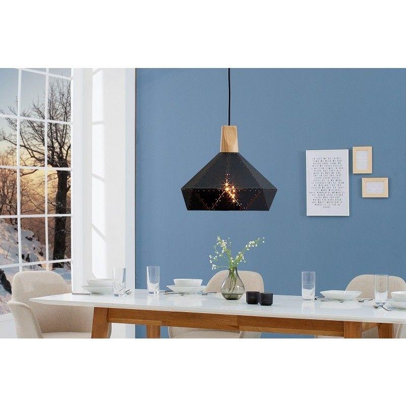 Hanglamp Scandinavia II Zwart - 37708 Hanglampen Pinterest - hängelampen für wohnzimmer