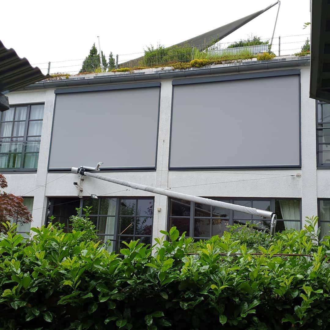 Fensterbeschattung Zip Screen Munchen Sonnensegel Goetz