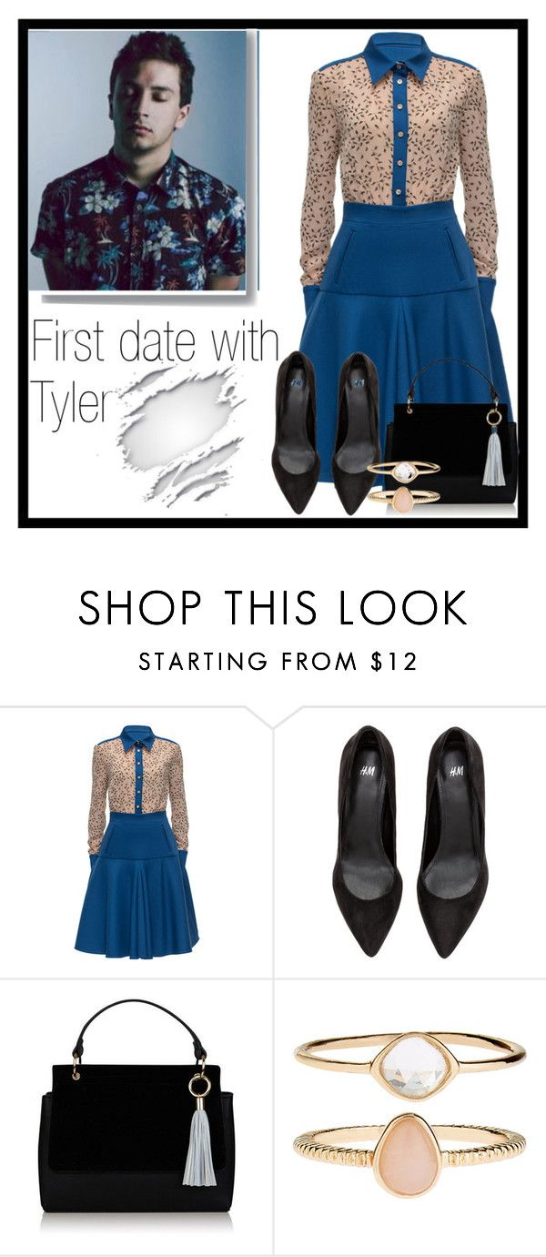 """21 DAYS OF TWENTY ØNE PILØTS-day 7"" by stephaniejoseph061 ❤ liked on Polyvore featuring Lattori and Accessorize"