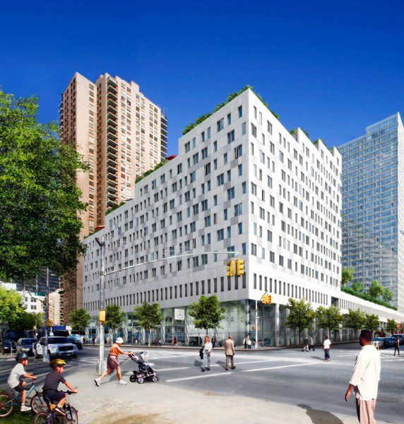 Mercedes House Offers Stunning Midtown West Apartment For