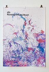 Roel Wouters, Running with the Beast, 2008. //ALÉATOIRE