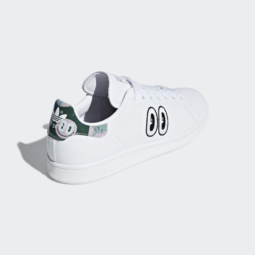 adidas Stan Smith Sneakers Core White