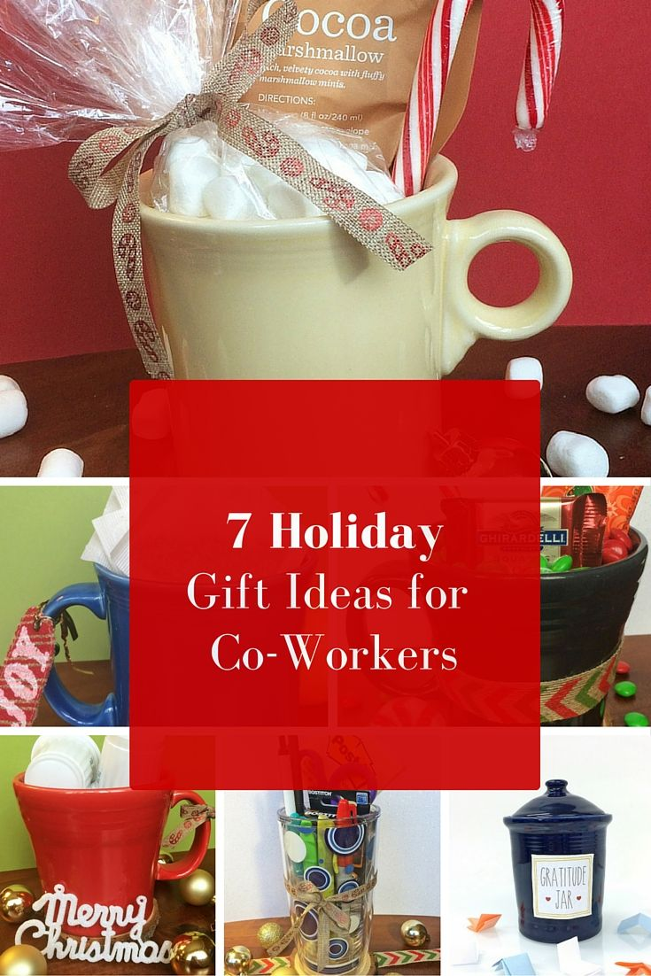 7 Holiday Gift Ideas for Co-Workers from Fiesta Dinnerware ...