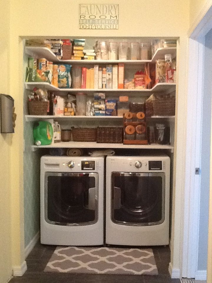 Closet Maid Scullery Pantry Google Search Laundry Room Closet Pantry Laundry Room Laundry Closet