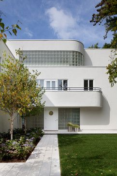 Modern Art Deco Interior Exterior Design Ideas, Pictures, Remodel And Decor