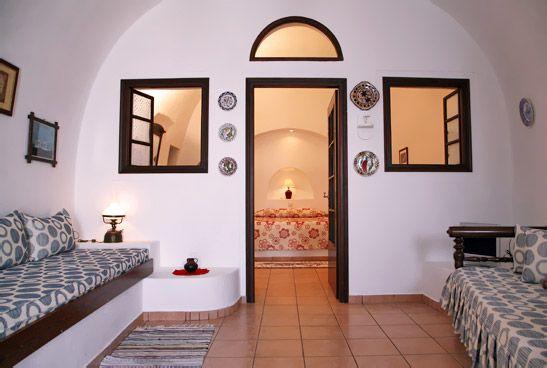 Nikos Villas Santorini Hotel in Oia - Apartments for Rent ...